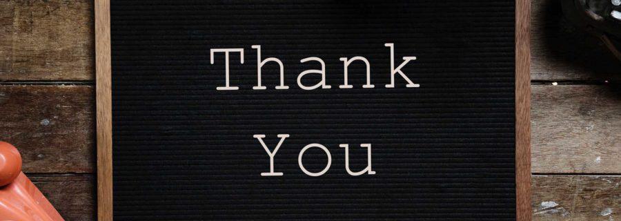 Appreciating our members
