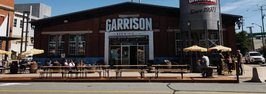 Something new on tap at Garrison Brewing