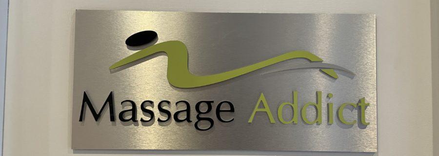 Massage Addict made Self-Care a routine