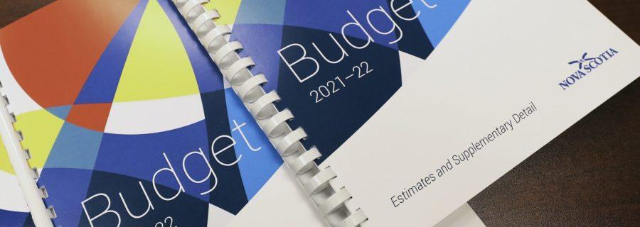 Nova Scotia Provincial Budget