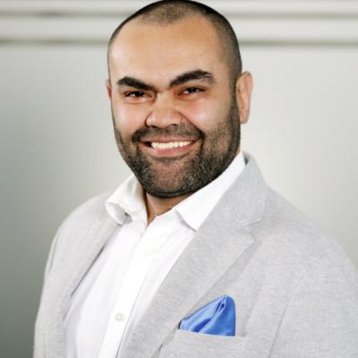 Karim George Headshot