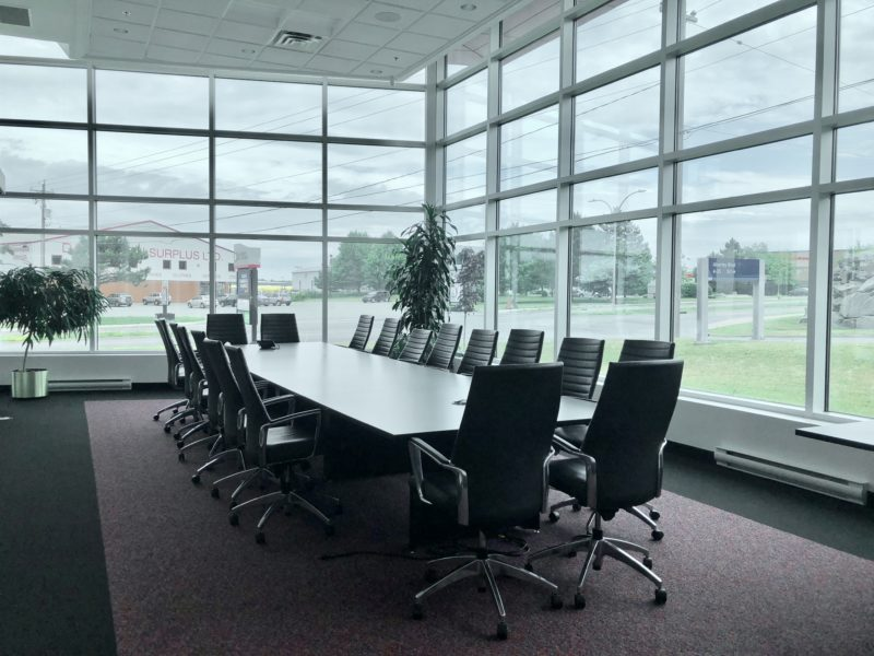 Halifax Chamber of Commerce Boardroom
