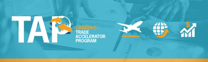 Trade Accelerator Program Banner